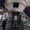 Ariane 5 - Hervé Gillibert inspecte un moteur Vulcain 2