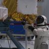 Remplissage d'un satellite