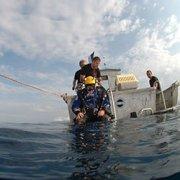330 mètres sous les mers