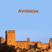 The city of Avignon