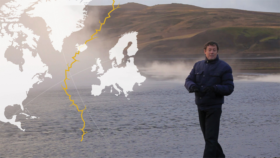 The odyssey of Europe