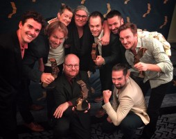"""Last of the Elephant Men"" won 4 Gémeaux Awards"