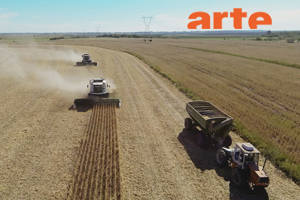« OGM – MENSONGES ET VÉRITÉ » ON ARTE