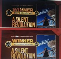 "2 prizes for ""Women and science in Africa : The silent revolution"""