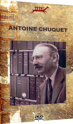 A century of writers – Antoine Chuquet
