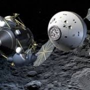 Moon, the battles of space