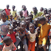 """""""Gost Children"""" on the RTS1 Senegal channel"""
