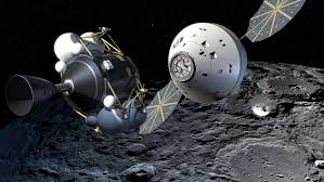 """""""Moon, the battles of space"""" on ARTE"""