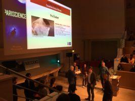 Prix des étudiants au festival Pariscience