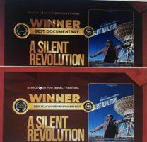 2 prix pour le film «Femmes et science en Afrique : une révolution silencieuse «